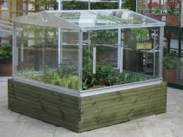 6ft x 4ft raised base without slats access garden products