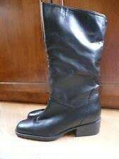womens boots size 9 wide calf s naturalizer joylynn shoes brown leather wide calf boots