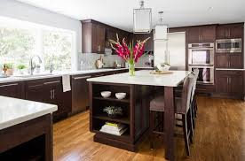 kitchen colors with medium brown cabinets 20 brown kitchen cabinet designs for a warm look