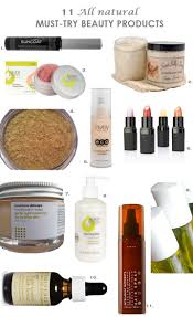 11 all natural must try beauty products live in the now