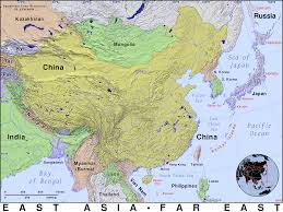 Map Of Eastern Asia by East Asia Public Domain Maps By Pat The Free Open Source