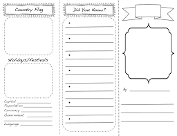 brochure templates for school project state brochure template fieldstation co