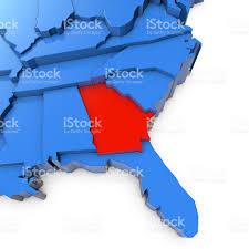 Red State Map by Georgia State Maps Usa Maps Of Georgia Ga Georgia Maps
