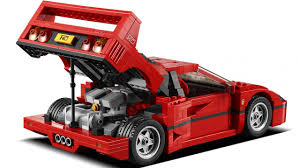 f40 suspension nine of our favourite lego car kits top gear