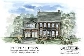 charleston home plans charleston house plan house plans by garrell associates inc