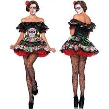 skeleton bride halloween costume online buy wholesale dead bride costumes from china dead bride