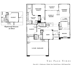 at power ranch floor plans