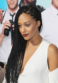 How To Braid Extensions Into Your Hair by Considering Box Braids Here U0027s Everything You Need To Know Glamour