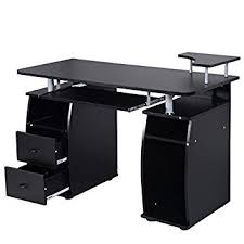 kitchen office furniture tangkula computer desk work station home office