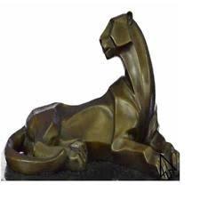 mountain lion statue mountain lion sculpture ebay