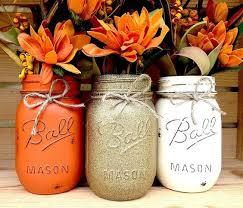 Fall Homemade Decorations - diy fall dorm décor on a budget fall mason jars dorms decor and
