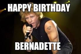 Bernadette Meme - meme creator happy birthday bernadette meme generator at