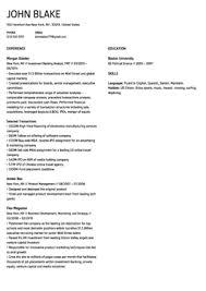 Pdf Resume Templates Pdf Resume Format Vs Word Resume Which One Wins Velvet Jobs