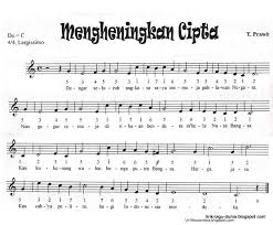 Lirik Lagu Lirik Lagu Mengheningkan Cipta Lirik Lagu Dunia