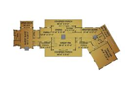 Ponderosa Floor Plan Ponderosa U2013 Battle Creek Log Homes