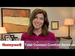 Total Connect Comfort Honeywell Honeywell Total Connect Comfort Services Home Honeywell Youtube
