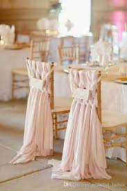 chair sashes for weddings chair sashes for wedding tbrb chiffon chair sash in chair style