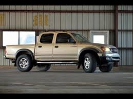 2004 Toyota Tacoma Interior 2004 Toyota Tacoma Sr5 Prerunner Double Cab Review Youtube