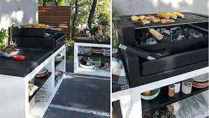 cuisine exterieure castorama cuisine exterieure castorama modeles cuisines exterieur abordables