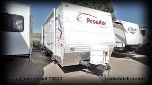 Used Fema Travel Trailers For Sale In Houston Texas Used 2006 Fleetwood Rv Prowler 260rls T5617 Youtube