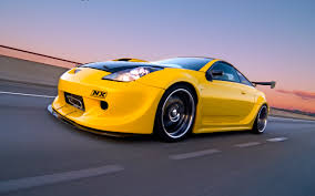 modified cars wallpapers yellow toyota celica modify car wallpaper hd 2012