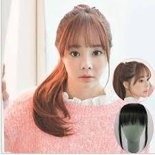 hair clip poni jual ho5038w hair clip poni tipis extension omomart