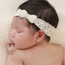headband for baby aliexpress buy 1pcs bbay princess lace rhinestone headband