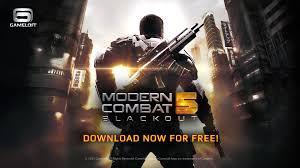 modern combat 5 apk modern combat 5 blackout apk free get apk android