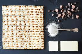 chocolate covered matzo recipe easy passover desserts