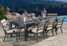 Patio Furniture Table Patio Outdoor Furniture Costco