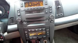 2007 cadillac cts aux input cadillac cts aux in line in ipod iphone mp3 player car radio
