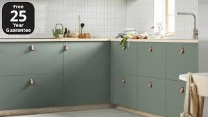 ikea kitchen cabinets eco friendly bodarp grey green kitchen ikea ireland