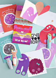 valentines for printable valentines for everyone handmade