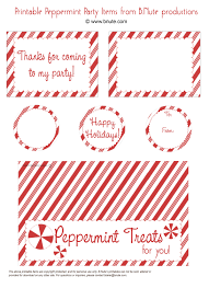 holiday party free printable peppermint party invitations and ideas