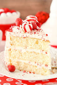 peppermint chip layer cake life love and sugar