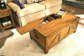 storage trunk coffee table treasure chest coffee table robertjacquard com