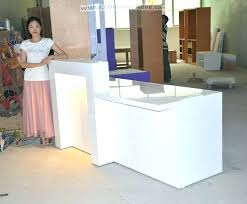Reception Desk For Sale Used Used Salon Reception Desks For Sale Salon Reception Desk Sale