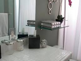 Bathroom With Shelves by Bathroom With Floating Shelves Rdcny