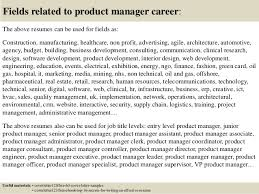 Sample Resume Product Manager by Top 5 Product Manager Cover Letter Samples