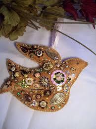 84 best felted ornaments images on wool felt felt birds