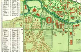 Illinois State Campus Map by History Of Temporary Housing On Campus After Wwii Archives Msu