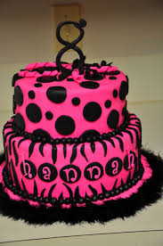 pink and black zebra birthday cake cakecentral com