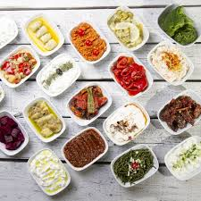 recette cuisine libanaise mezze recette de 10 mezzes houmous chawarma caviar d aubergine fatayer