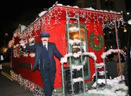 christmas light parade floats gatlinburg s fantasy of lights christmas parade among north
