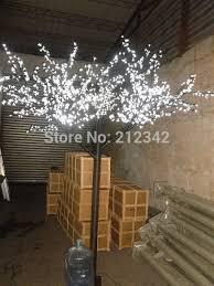 starlight led christmas lights artificial led bonsai cherry blossom tree light holiday lighting