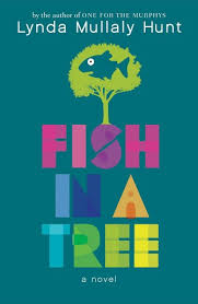fish in a tree by lynda mullaly hunt bridges library system