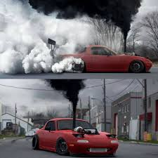 volkswagen diesel smoke cummins diesel drift miata waiting for your funding to roll coal