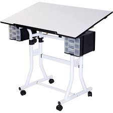 martin universal design drafting table martin universal design white creation station deluxe multipurpose