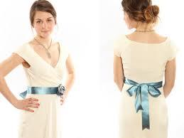 sale teal blue belt w vintage velvet flower handcrafted wedding