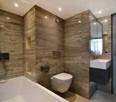travertine vein cut polished and filled wall tiles